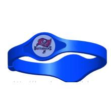 Быстрая доставка Cute Colorful Дешевые пользовательские силиконовые браслеты