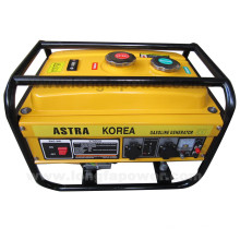 2kw -6kw Astra Корея 3700 Керосиновый генератор с CE, Soncap