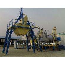 Автоматический передвижной битумный бетонный завод QLB40