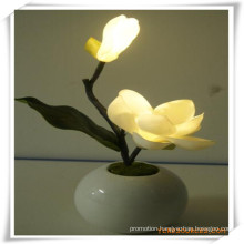 Giolia LED Artificial Flowers with Ceramics Pot for Promotion