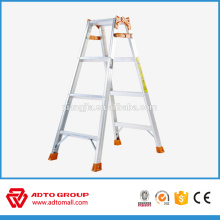 aluminium ladder,A type step ladderr,aluminio escalera