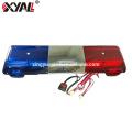 Barra de luz roja y azul del estroboscópico amonestador de la emergencia del coche LED de la ambulancia en venta
