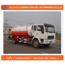 Camion Eaux Usees D′aspiration Sewage Suction Truck