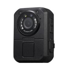 """2 """"pantalla de color de alta resolución de la policía DVR Grabador de vídeo IR de visión nocturna cámara impermeable cuerpo de la policía cuerpo gastado"""