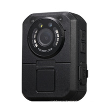 2'' High-Resolution Color Display Police Video DVR Recorder IR Night Vision Waterproof Body Camera Police Body Worn