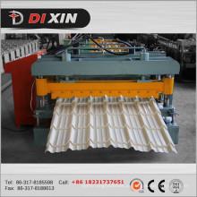 Linha de produção de telha de telhado Dx 1100