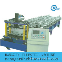 China Factory Roof Use Self Lock Roof Sheet Roll Making Machine