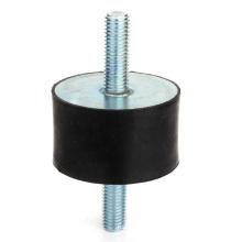 Kundenspezifischer natürlicher Gummimetalldämpfer