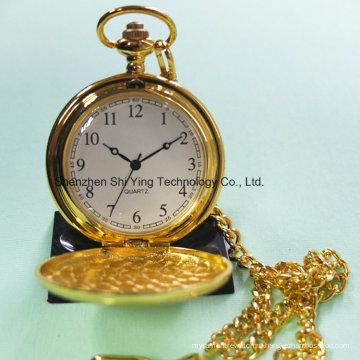 Лучшие кварцевые карманные карманные часы с цепочкой