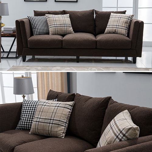 Fabric Upholstery Sofa Set
