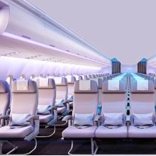 Peças de liga de alumínio para assentos