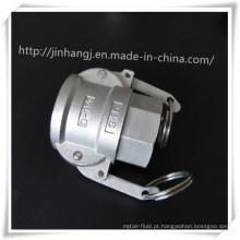 Aço Inoxidável Tipo D Conector Rápido