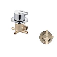 Manufacturer customize ACS faucets tap chrome finish brass bathroom faucet
