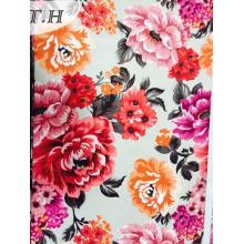 Chine Textile Factory 100 Polyester de tissu de velours
