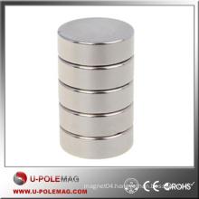 Buy Disc Magnet Neodymium/Magnet Disc NdFeB Axial / Rare Earth Magnet Disc