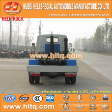 DONGFENG brand 4X2 95hp new model capacity 5 tons hook lift garbage truck discount price factory sale in China