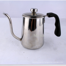 Stainless Steel Coffee Pot with Thermometer