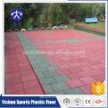 Открытая игровая площадка нетоксичный безопасный резиновый коврик для детей