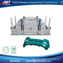 moulage pour auto partie produits plastique injection plastique moule pare-chocs arrière