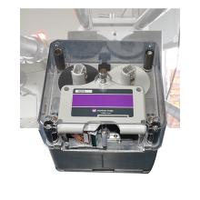 32mm TTO printer thermal transfer overprinter batch number expiry date coding markem 8018 packing machine
