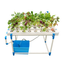 Square hydroponic table / hydroponic growing systems
