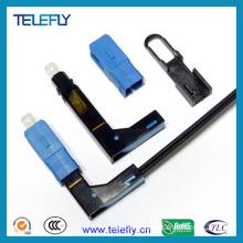 L-Type Fiber Optic Fast Quick Connectors