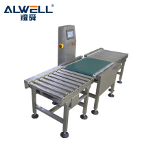 Automatic Online Milk Package Weighing Weight Check Machine high quality check weighers