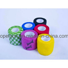Self Cohesive Bandage with Various Colors
