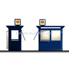 outdoor security kiosks