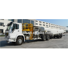 Avion Refueller camion ou jet remorque de ravitaillement pour air port