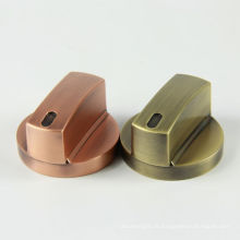 Alliage bouton Die Casting aluminium bouton