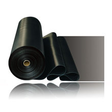 1.2-2.0mm Roofing EPDM membrana impermeável Materiais / EPDM Rubber Roofing Membrane / EPDM Pond Liner