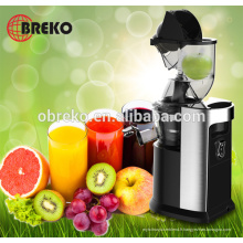 Whole Fruit AC Induction Motor Nouvelle presse froide Whole Slack Juicer
