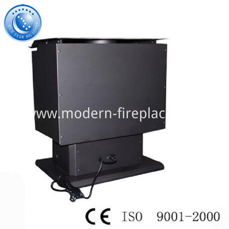 With Fan Steel Plate Wood Fireplace Insert