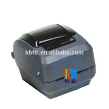Impressora térmica de etiquetas de código de barras Zebra GK420T