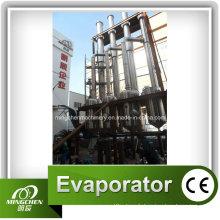 Évaporateur à couche tombante à triple effet (CE, ISO 90001, SGS, TUV)