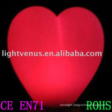 heart shape led holiday light