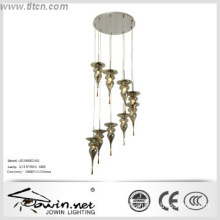 homeing glass chandelier lamp JD255002-09