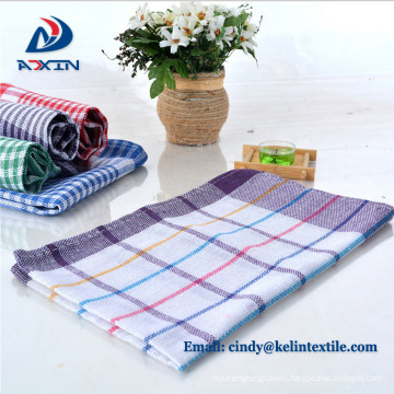 China factory kitchen use 100% cotton tea towel/dish towel/dish cloth