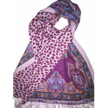 Reversible Print Wolle Wrap