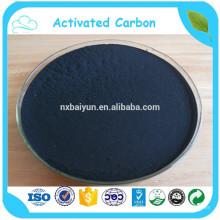 Neues Produkt hoher Adsorptionsfähigkeit Holzpulver Aktivkohle