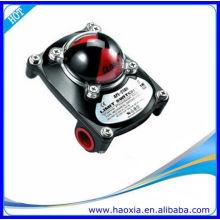 Interruptor de fim de atuador pneumático da série APL-3N com interruptor de posição da válvula