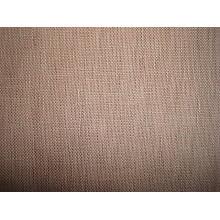 Tissu de mode plissé en fil de lin