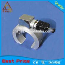 Calentamiento de fundición de aluminio para moldeo por compresión