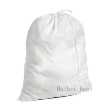 Durable Poly-Cotton Cleaning Bag (HBLB-16)