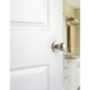 Polo Satin Nickel Hall/Closet Knob