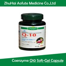 Natürliche Vitamin E Coenzym Q10 Soft-Gel Kapsel