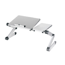 "Laptop Desk Flodable Alu. Panel up to 17"" (T5)"