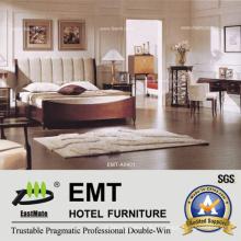 Ensemble de meubles luxueux pour meubles de chambre à coucher (EMT-A0901)