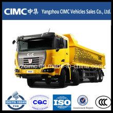 C&C 340HP 6X4 Dump Truck
